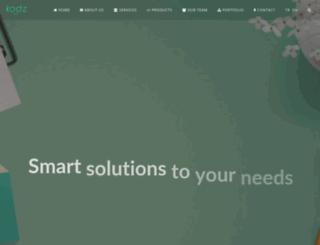 kodz.net screenshot