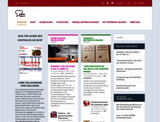 koechenetz.de screenshot