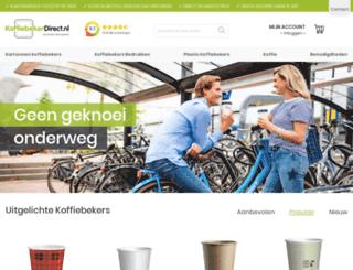 koffiebekerdirect.nl screenshot