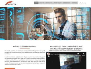 kognate.net screenshot