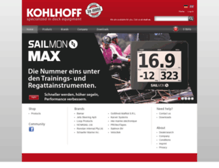 kohlhoff-online.de screenshot