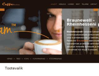 kohvnet.com screenshot