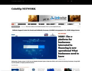 koinsep.org screenshot