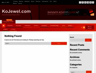 kojewel.com screenshot