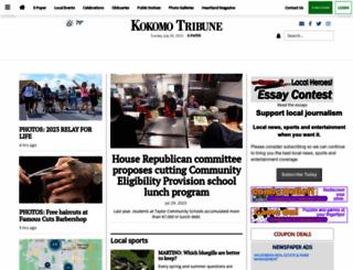 kokomotribune.com screenshot