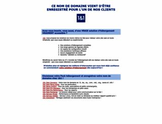 kolata-mercier.fr screenshot
