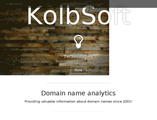 kolbsoft.com screenshot