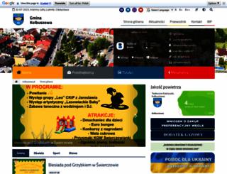 kolbuszowa.pl screenshot