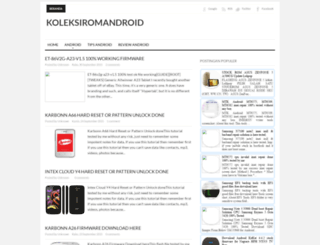 koleksiromandroid.blogspot.co.id screenshot