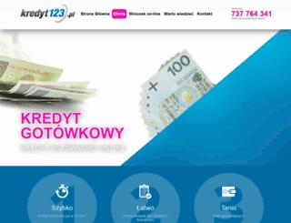 kolobrzegcity.pl screenshot