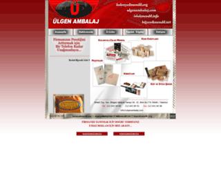 kolonyalimendil.org screenshot