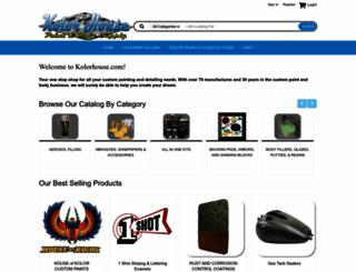 kolorhouse.com screenshot
