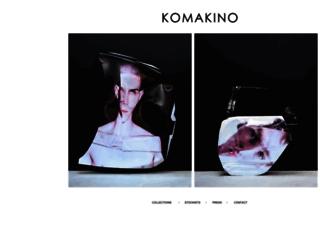 komakinodesign.com screenshot