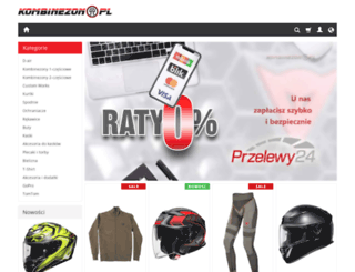 kombinezon.pl screenshot