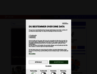 kommunikationsforum.dk screenshot