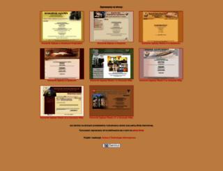 komornik.org screenshot