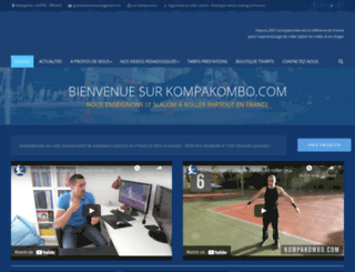 kompakombo.com screenshot