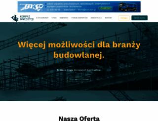 kompasinwestycji.pl screenshot