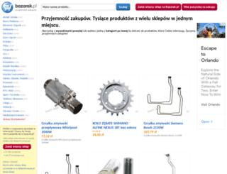 kompleksdach-sklep.bazarek.pl screenshot