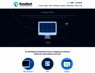 konakart.com screenshot