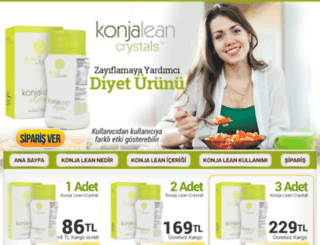 konjakzayiflama.com screenshot