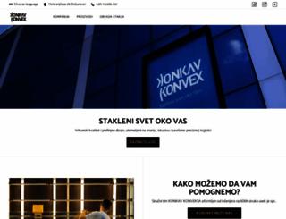 konkav-konveks.com screenshot
