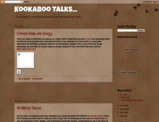 kookaboo.blogspot.com screenshot