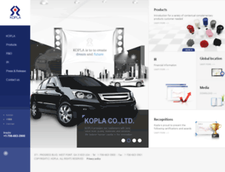 kopla.com screenshot