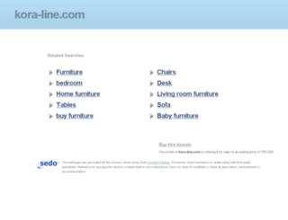 kora-line.com screenshot