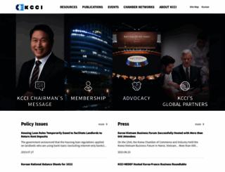korcham.net screenshot