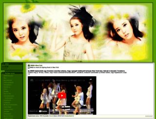 korea-love.ucoz.hu screenshot
