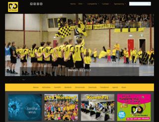 korfbal.net screenshot
