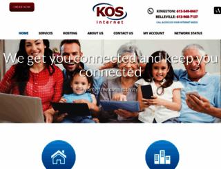 kos.net screenshot