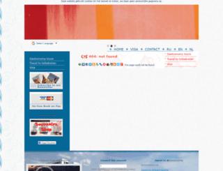 kosmostrip.net screenshot