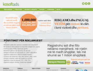 kosoftads.com screenshot