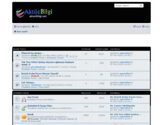 kostebekforum.net screenshot