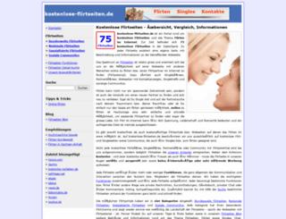 kostenlose flirtseiten Bochum