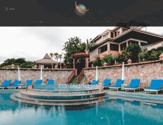 kotaoresort.com screenshot