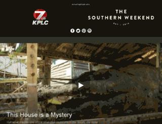 kplc.thesouthernweekend.com screenshot