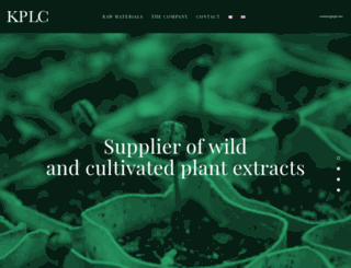 kplcgroup.com screenshot