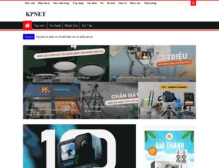 kpnet.vn screenshot