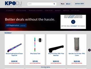 kpodj.com screenshot