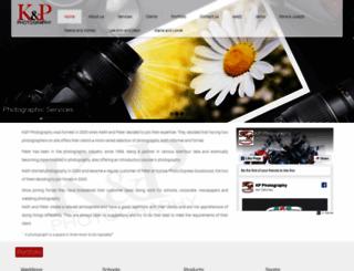 kpphotography.co.za screenshot