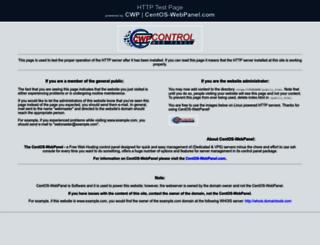 kpu-klatenkab.go.id screenshot