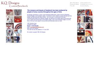 kqdesigns.com screenshot