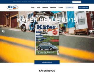 kr-magazin.de screenshot
