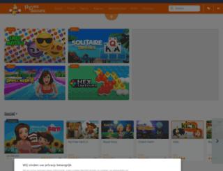 krabbel-gadget.hyves.nl screenshot