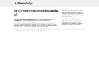 krajowecentrumoddluzania.pl screenshot