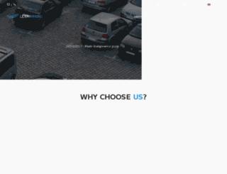 krakowska.lotnisko-parking.com screenshot