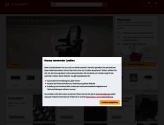 kramponline.com screenshot